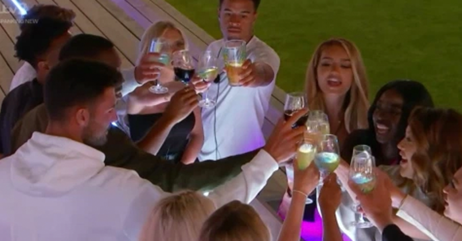 Here is what the principles on booze are within the Love Island villa