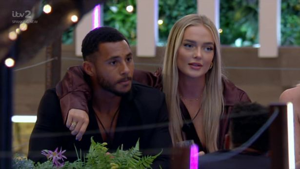 Love Island 2021: Everything Mary Bedford and Aaron Simpson said in exit interview after being dumped from the villa last night
