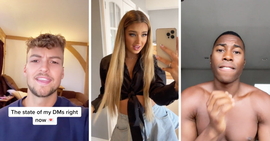 The worst TikToks from the cast of Love Island 2021