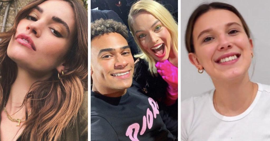 celebrities who like Love Island