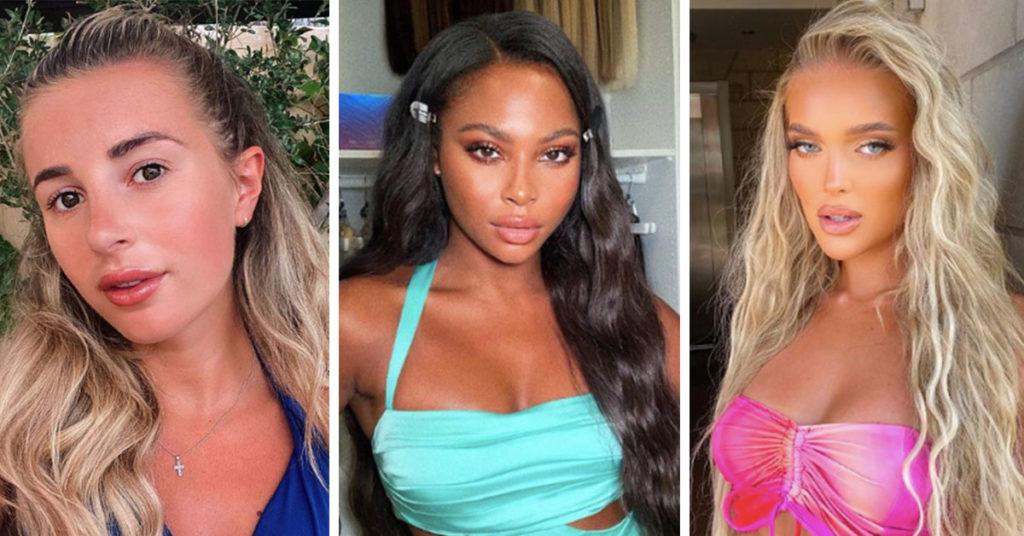 love island celebrity exes