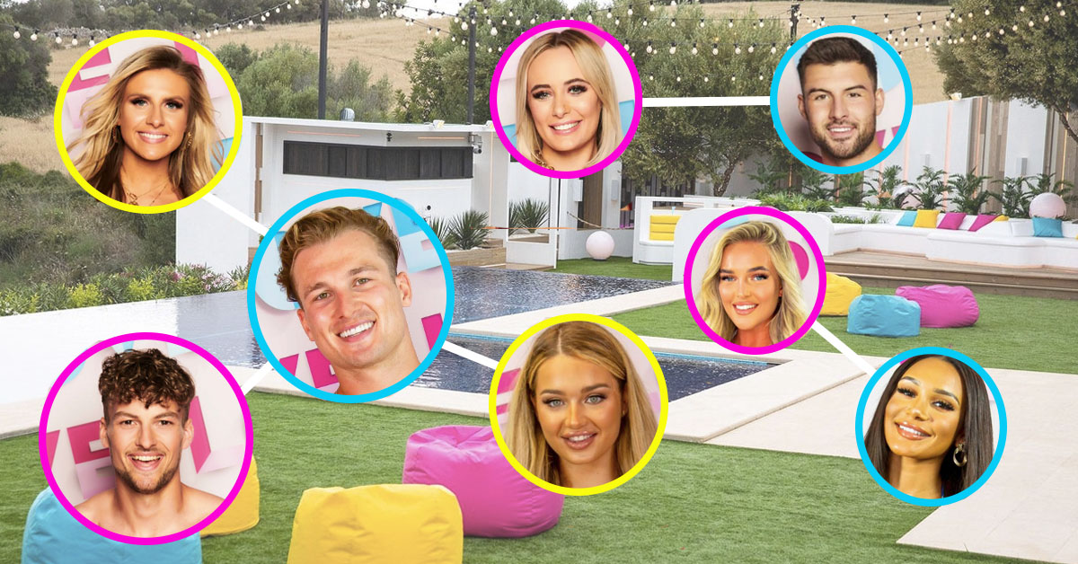 The Love Island 2021 net: How the contestants knew one another earlier than the present