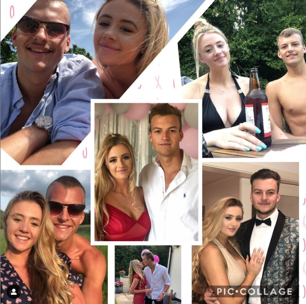 The exes of Love Island 2021 stars and all their previous boyfriends and girlfriends, Hugo Hammond