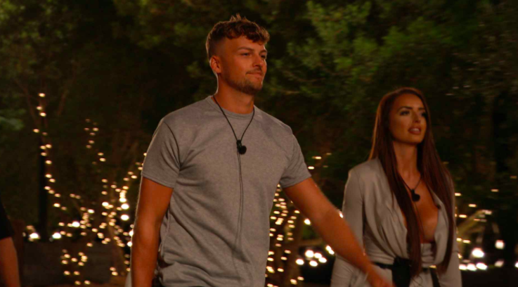 Exit interviews with Hugo, Clarisse, Amy and Sam - the four dumped Islanders from Love Island 2021 last night
