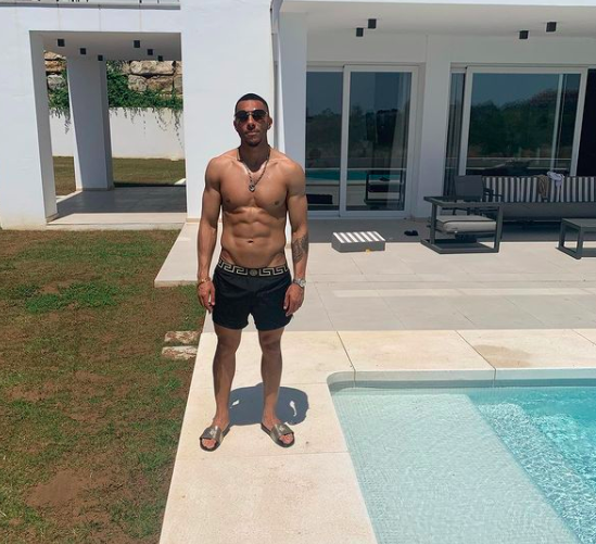 Aaron Simpson: Meet the Love Island 2021 bombshell including his age, job, Instagram and work as footballer