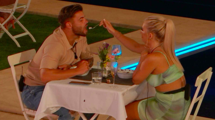 Jake Cornish is 'too stupid' to have a game plan with Liberty in the Love Island villa says his dad
