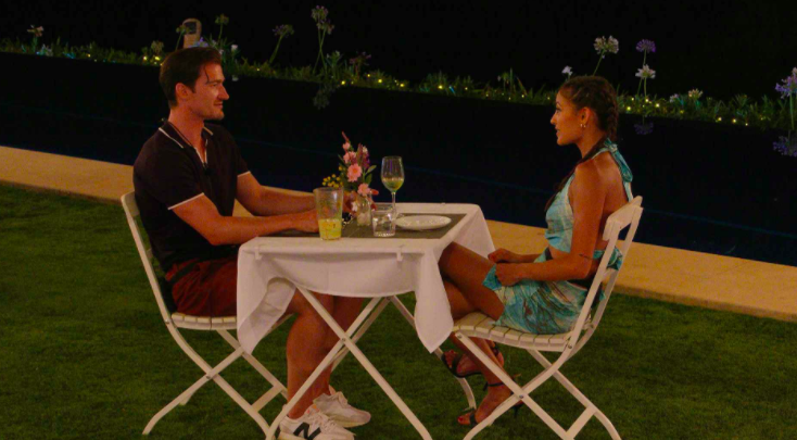 Love Island 2021: Exit interview with Brett and Priya as they are dumped from the villa