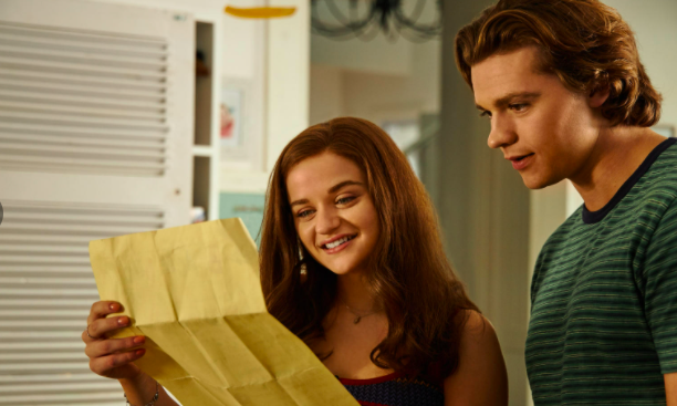 Reviews of The Kissing Booth 3 Netflix movie on Rotten Tomatoes