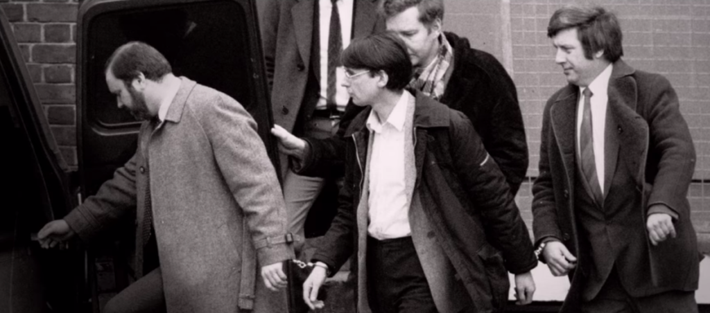 The true story of serial killer Dennis Nilsen and his crimes as told in Netflix true crime documentary Memories of a Murderer: The Nilsen Tapes