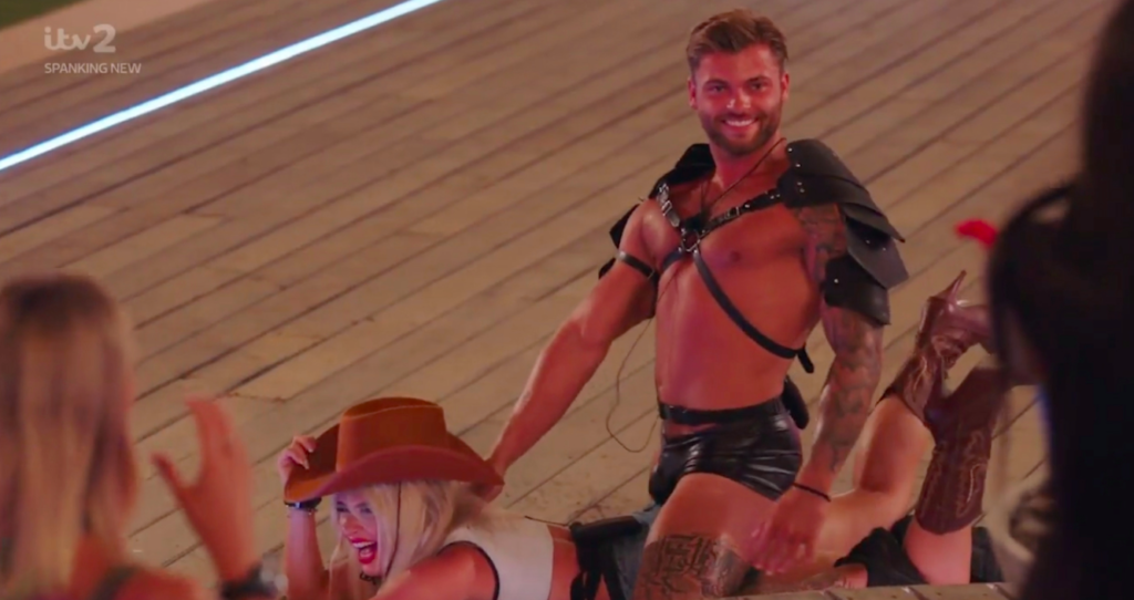 All the times Jake Cornish has been called staged, fake or appeared to play up to the cameras on Love Island 2021