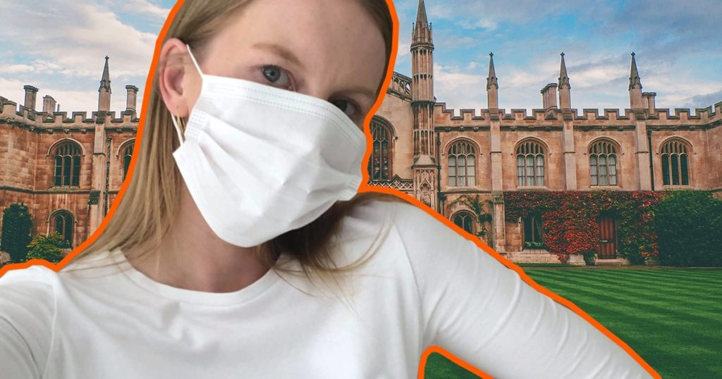 russell-group-unis-students-universities-face-masks-campus