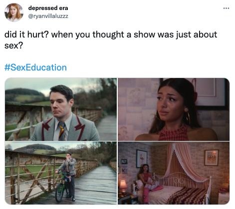 The best memes and reactions about season three of Sex Education on Netflix