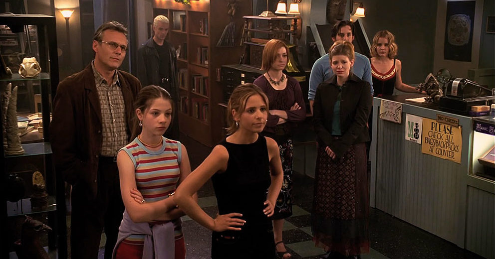 Buffy The Vampire Slayer seasons ranked