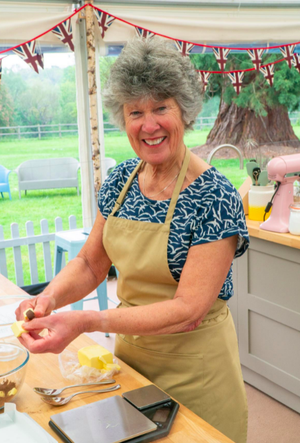 The Great British Bake Off 2021