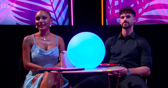 Review and reactions to the Love Island 2021 reunion show last night