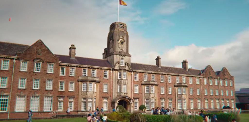 All the real life Sex Education season three filming locations on Netflix, Moordale School