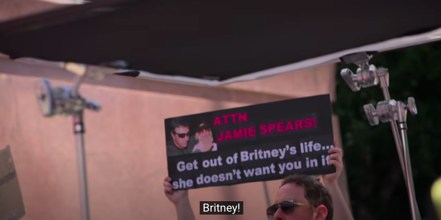 Netflix announced new Britney vs Spears documentary about the conservatorship pop star has lived under