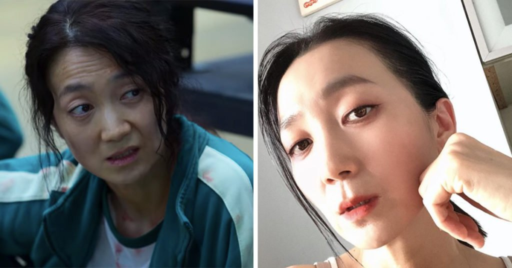 What the cast of Netflix series Squid Game are like in real life, Age, Instagram, Han Mi-nyeo, Kim Joo-ryung