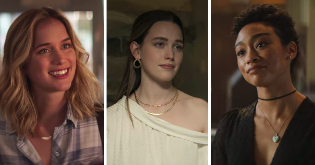 Take this quiz to see if you are more like Beck, Love or Marienne in Netflix series YOU