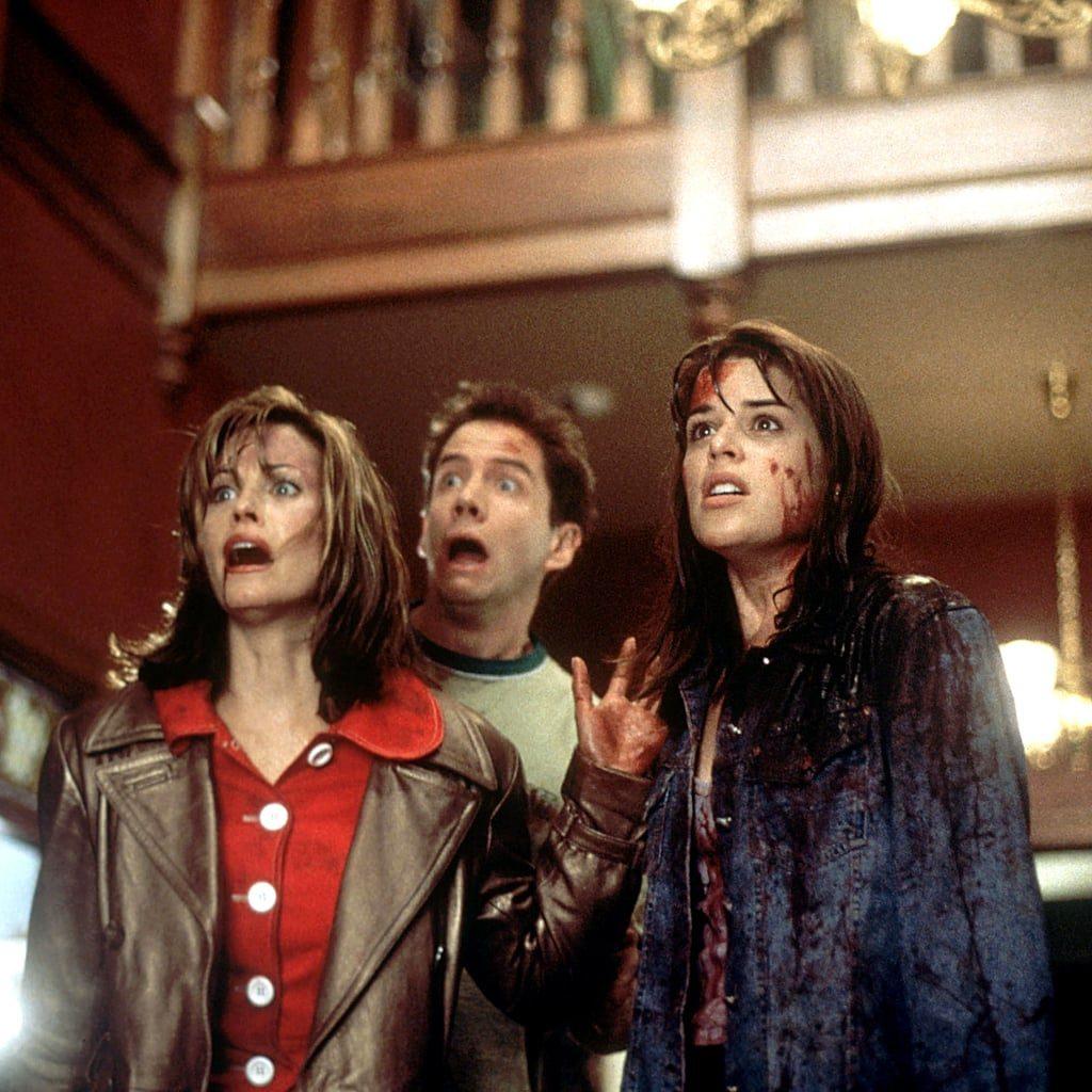 Scream films ranked