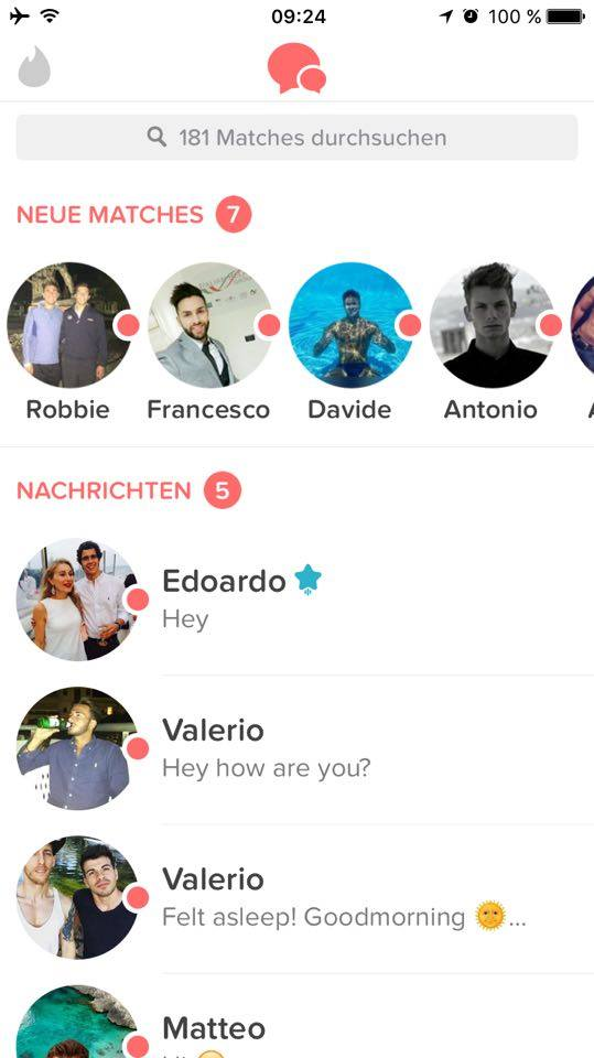 What happened when I went on Tinder in Rome
