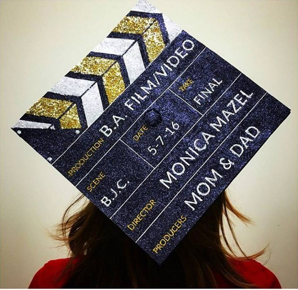 We Asked The Class Of 2016 To Explain Their Grad Cap Designs