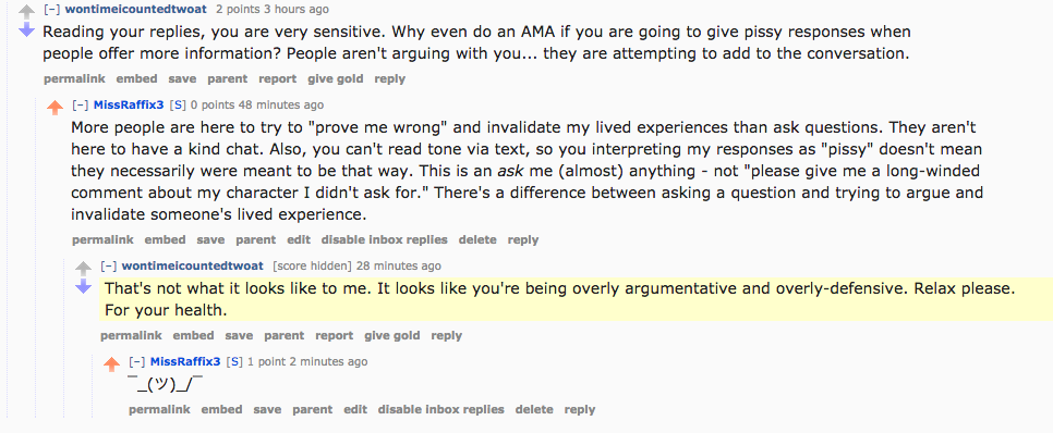 I hosted a Reddit AMA and here's what happened