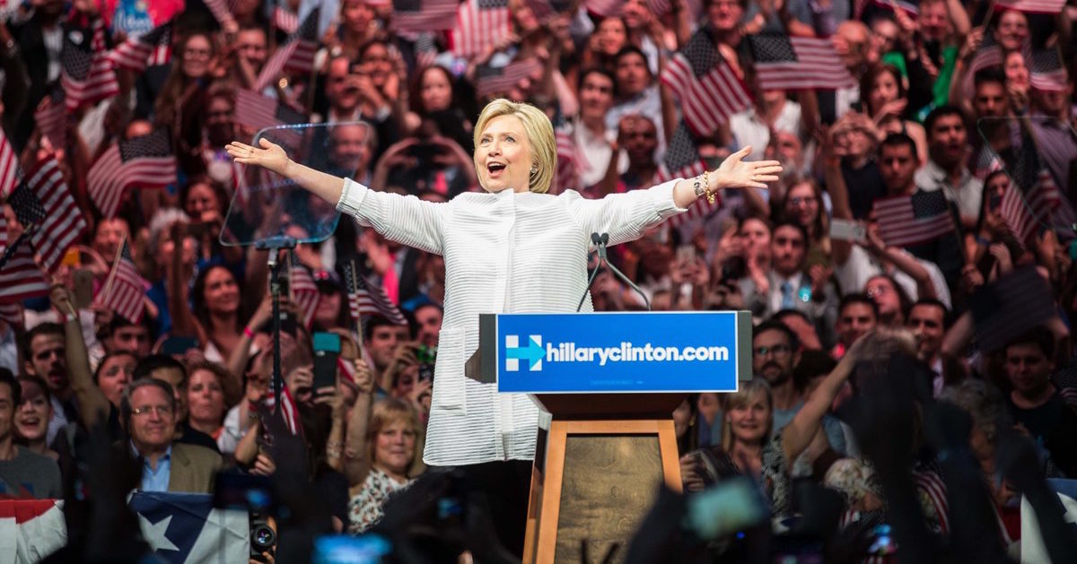 The time has come to support Hillary