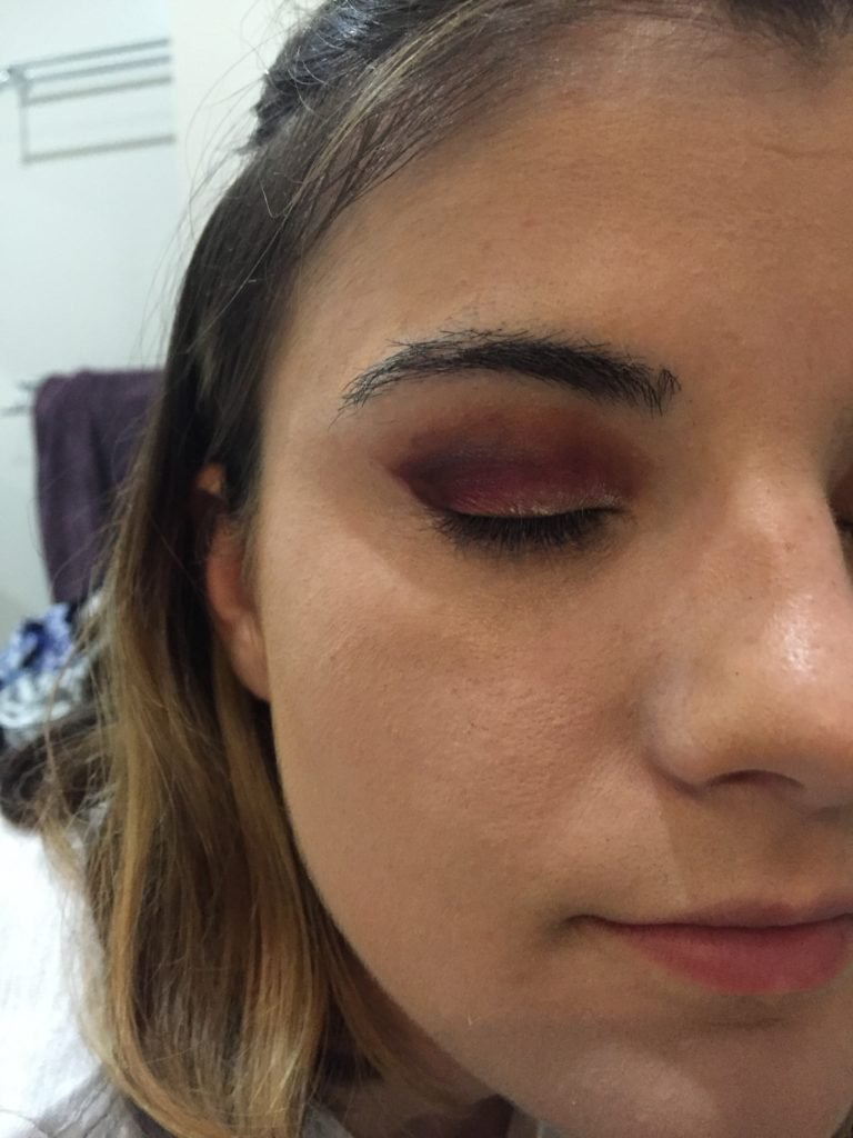 We put on a full face of makeup using only q tips img6816 ccuart Image collections