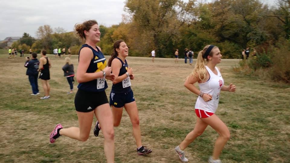 World's happiest runners