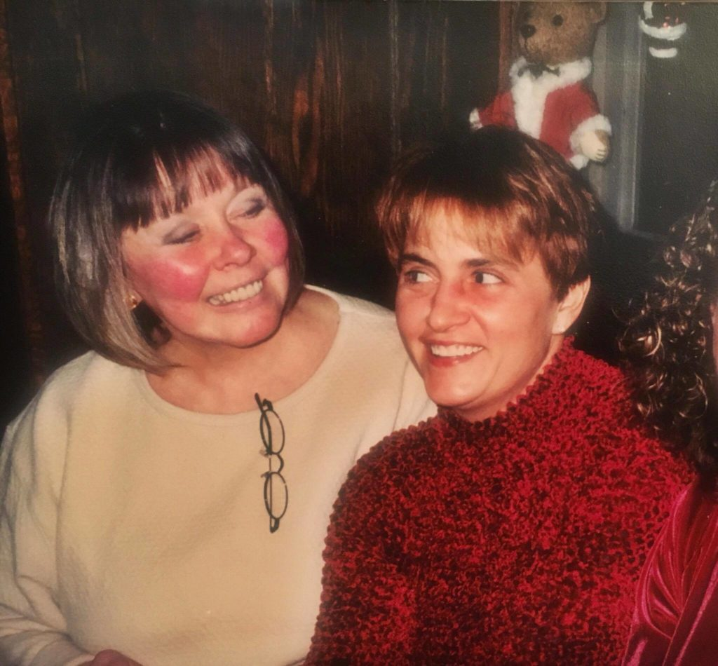 Sue Postal (right) and Carol Dunn, former owner of Center of Choice.