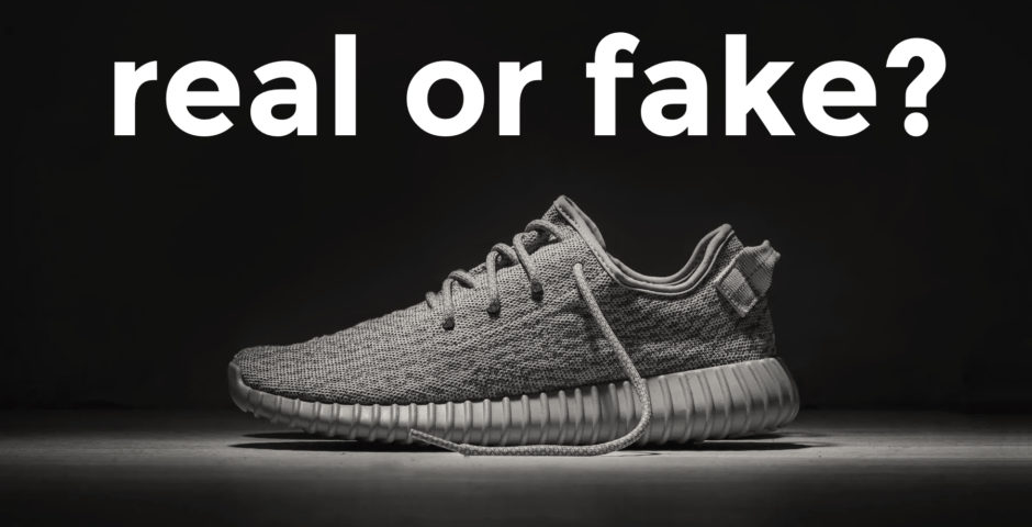 quiz: can you spot a Fake Yeezy from a