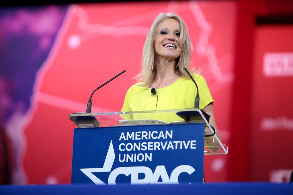 Kellyanne Conway addresses CPAC