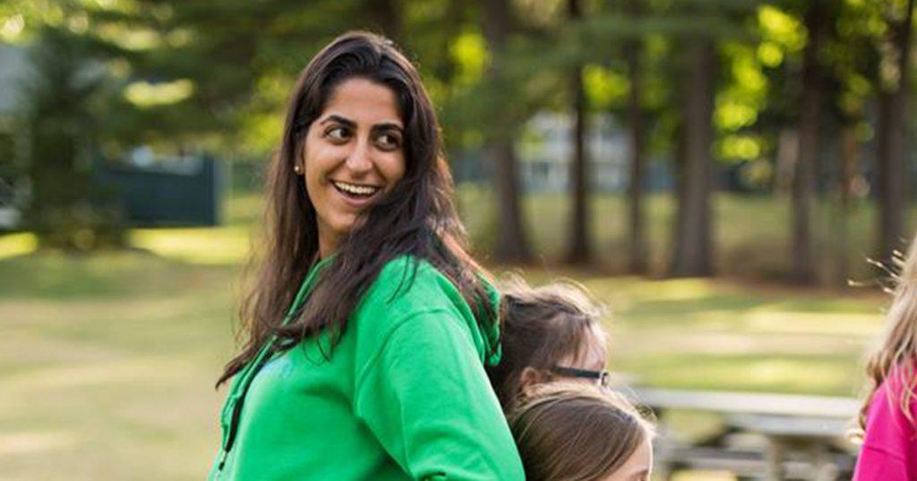 Niki Rahmati a student at MIT was denied entry