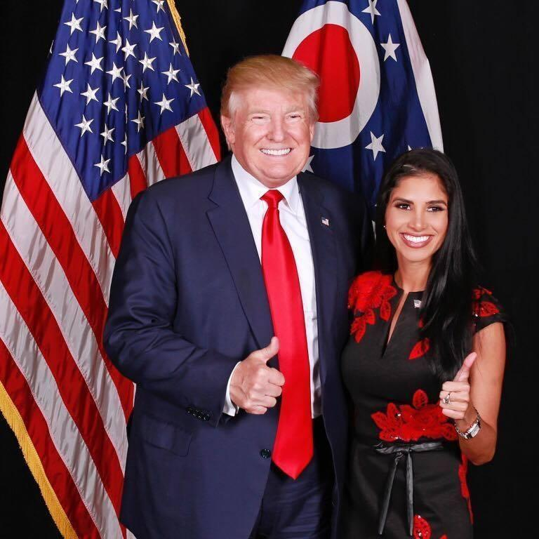 Madison Gesiotto Donald Trump