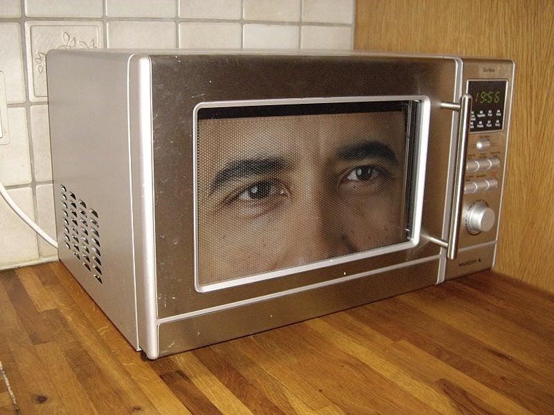 microwave spying, microwave camera, microwave conway