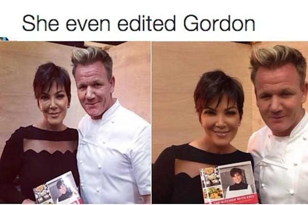 Good friends edit each other