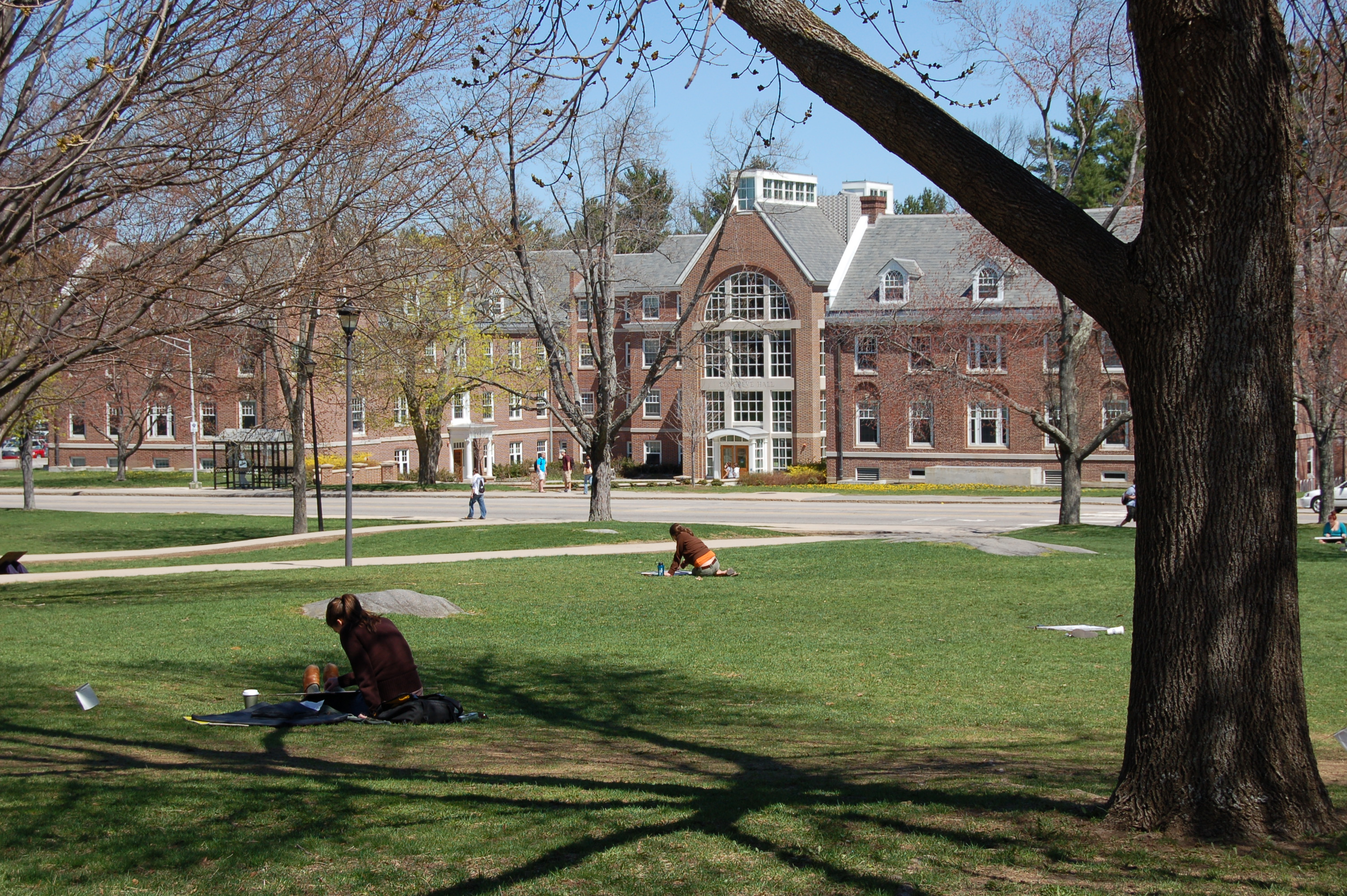 Racism at the University of New Hampshire