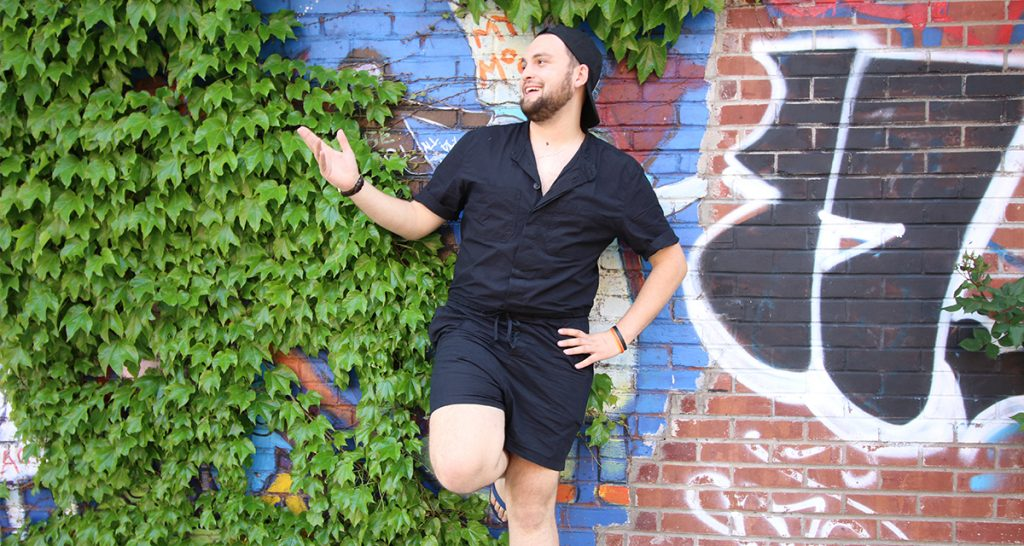 male romper, romper, romphim, crazy fashion, trends, summer fashion, SS17, menswear