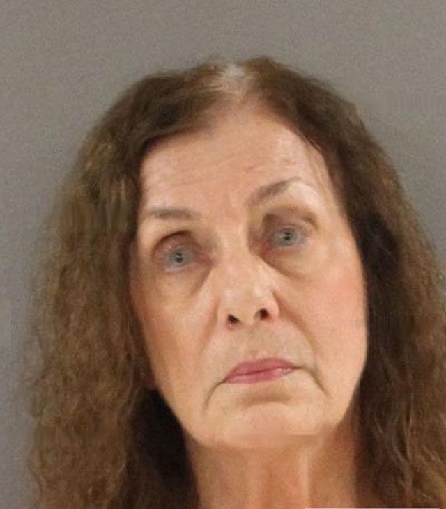 Judy Morelock's mugshot