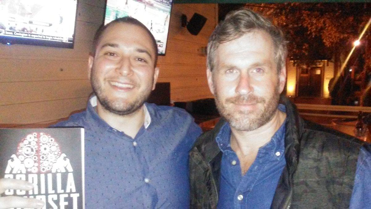 Andrew and Mike Cernovich