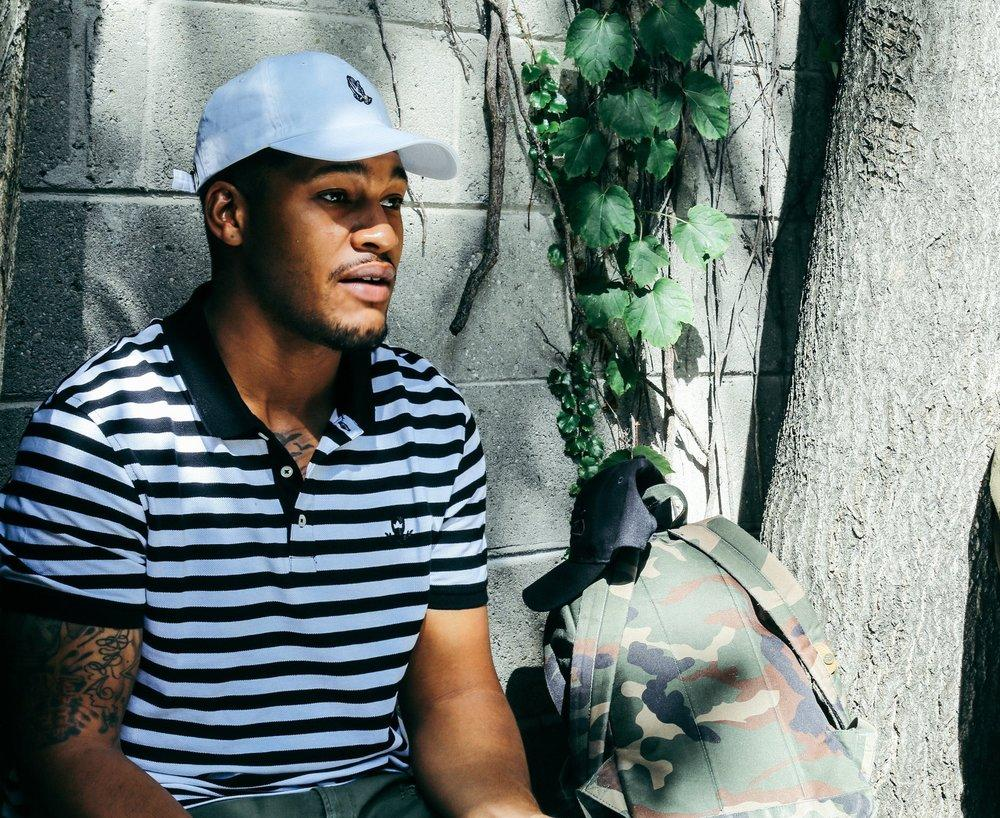 Darius' co-founder Troye