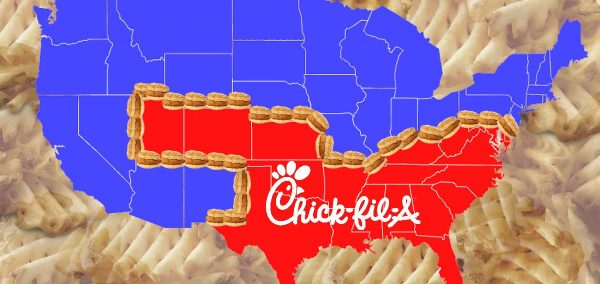 We figured out exactly where the South is by plotting every Chick