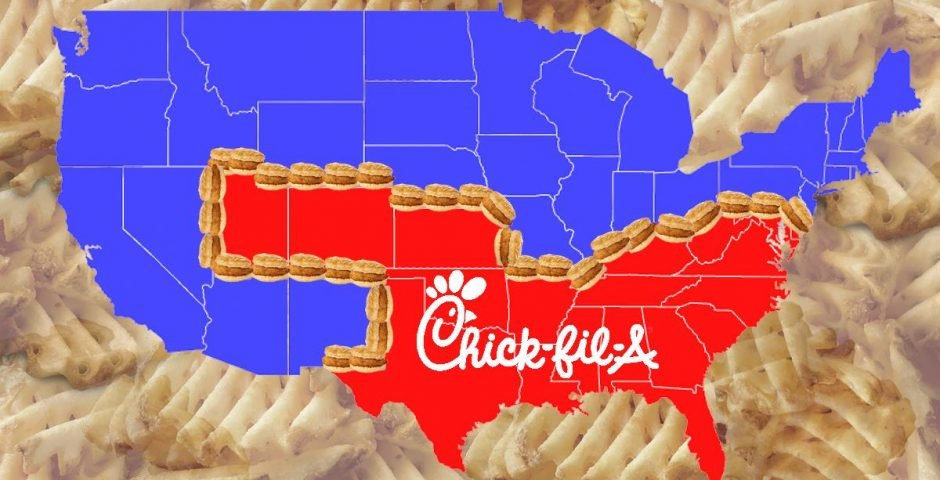We figured out exactly where the South is by plotting every ... on
