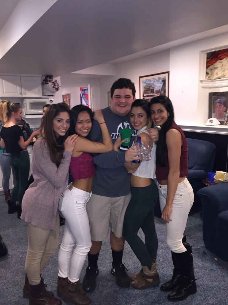 guy to girl ratio