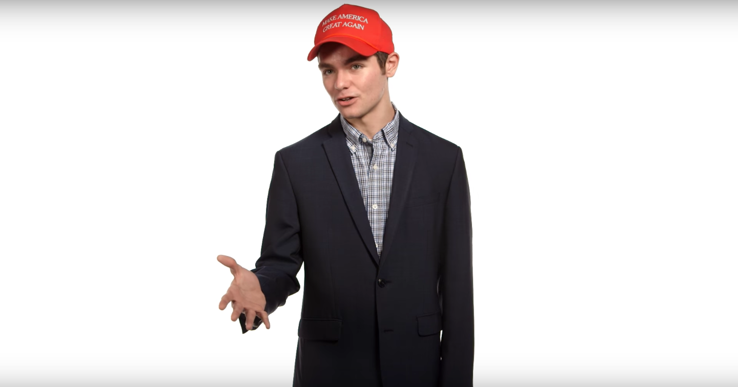 We spoke to Nicholas Fuentes, BU's Trump supporter everyone is talking about