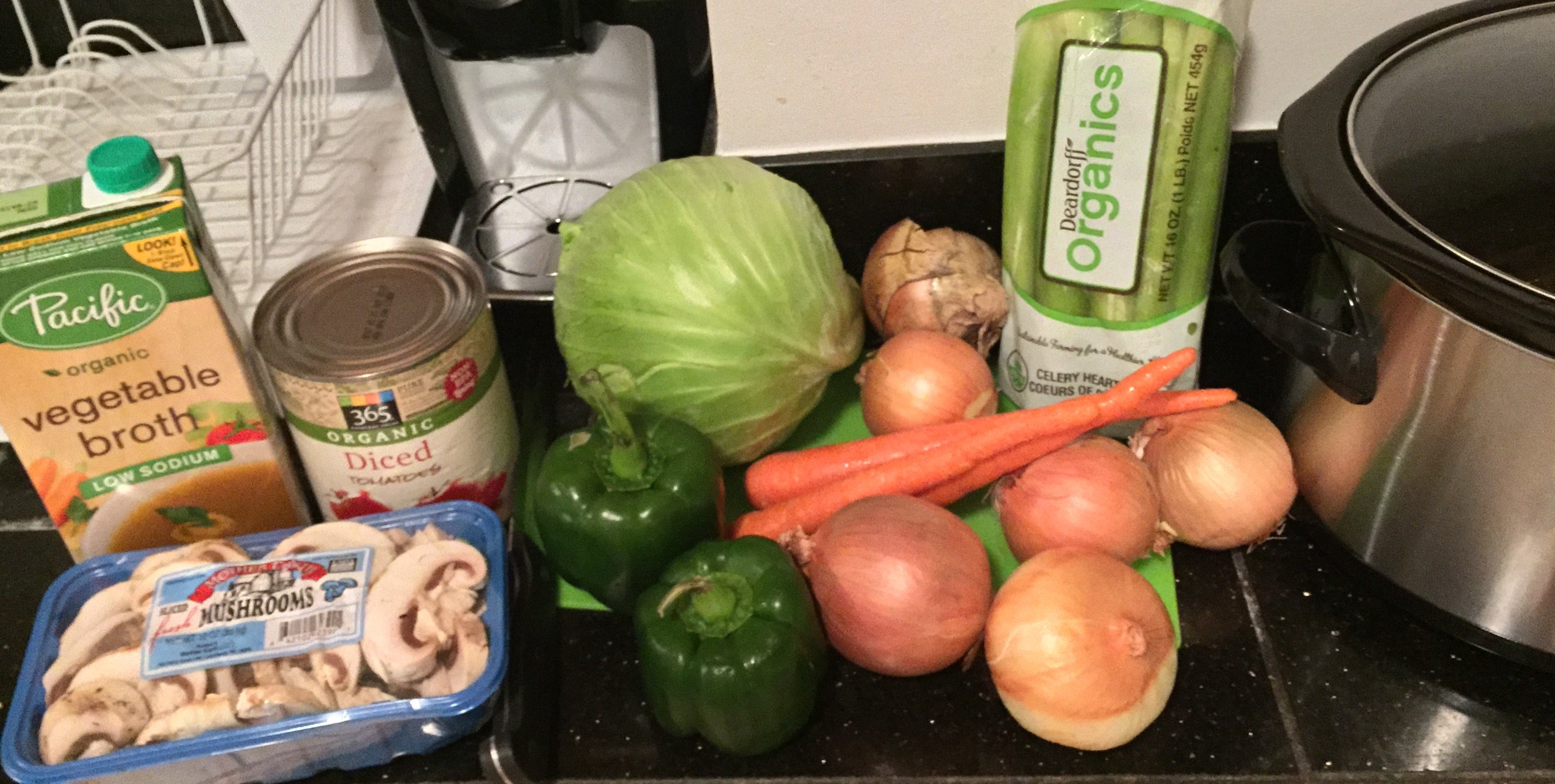 I tried the cabbage soup detox diet and it was as horrible as it sounds malvernweather