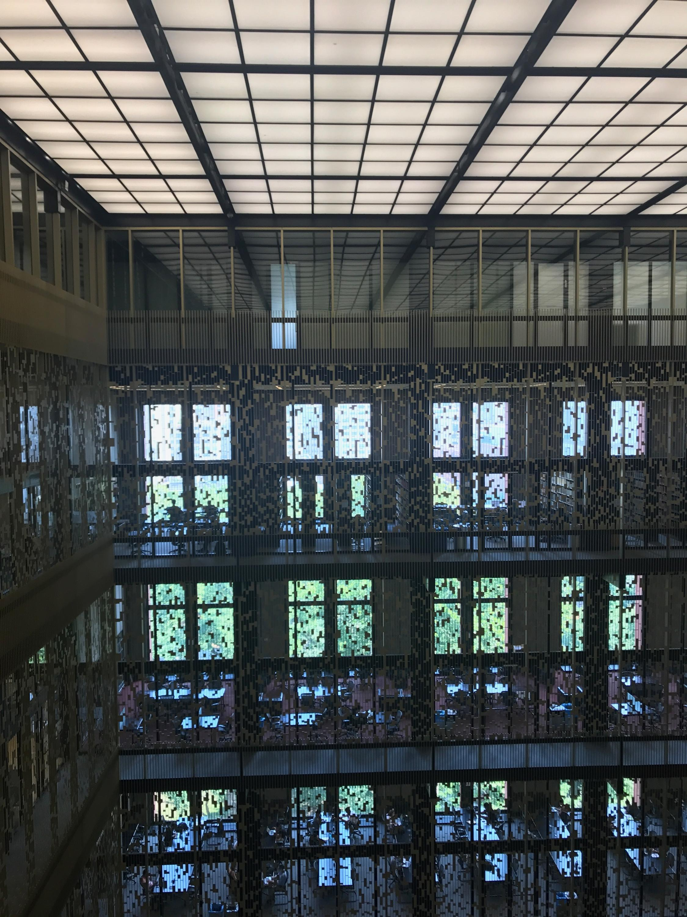 Heres what your chosen Bobst spot says about your typical study