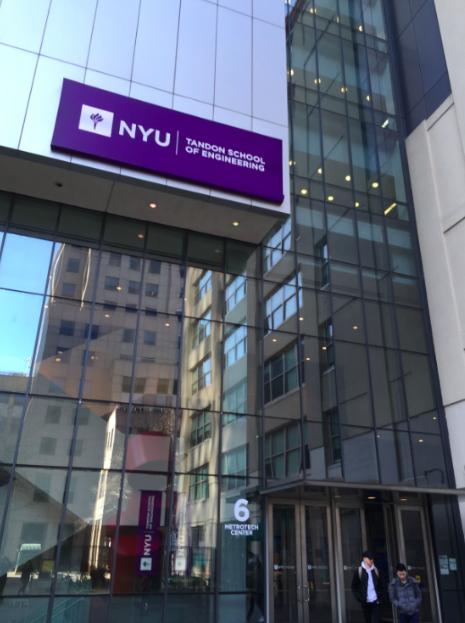 NYU's Tandon School of Engineering