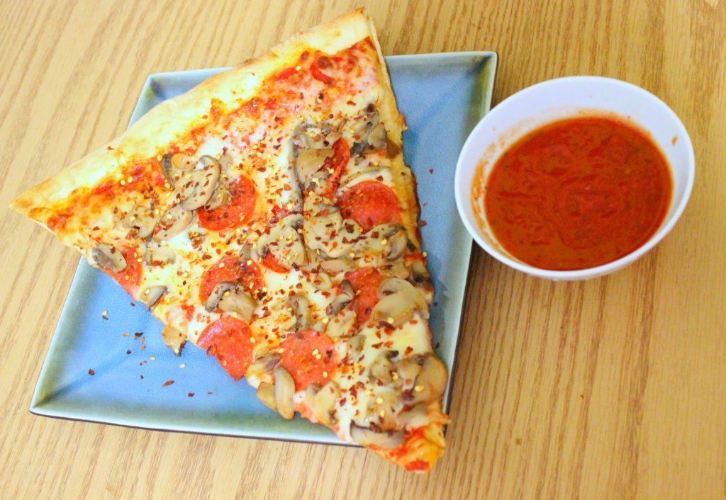 Day three of eating Koronet Pizza